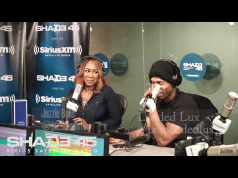 Dj Kayslay interviews Loaded Lux on Shade45