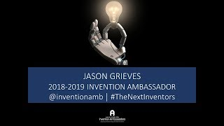 2018 Celebrate Invention - Jason Grieves