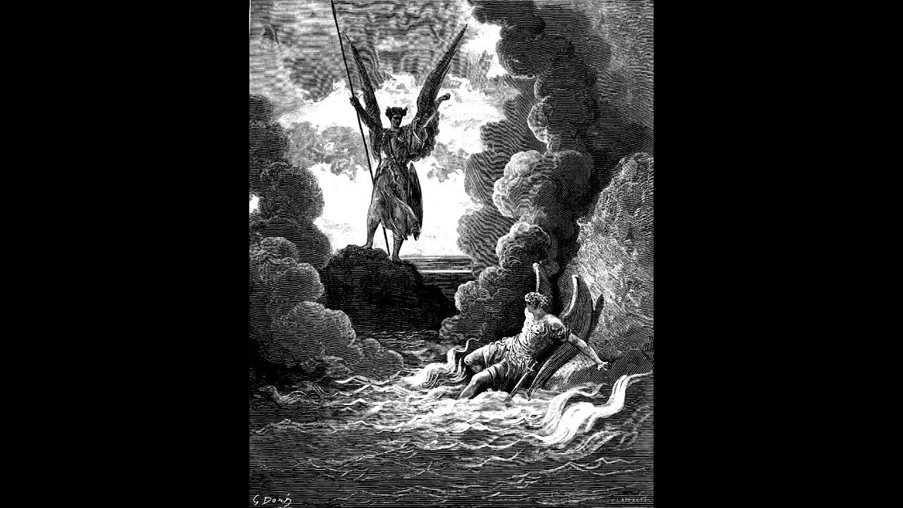 paradise lost close reading King's reading of milton leads him to conclude that paradise lost  religious controversy involves a close reading of selected passages from paradise lost.