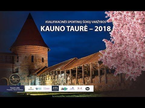 Kauno taurė - 2018