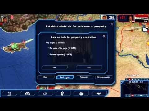 Geopolitical Simulator 4: Power and Revolution - Kurdish Rebels pt 25