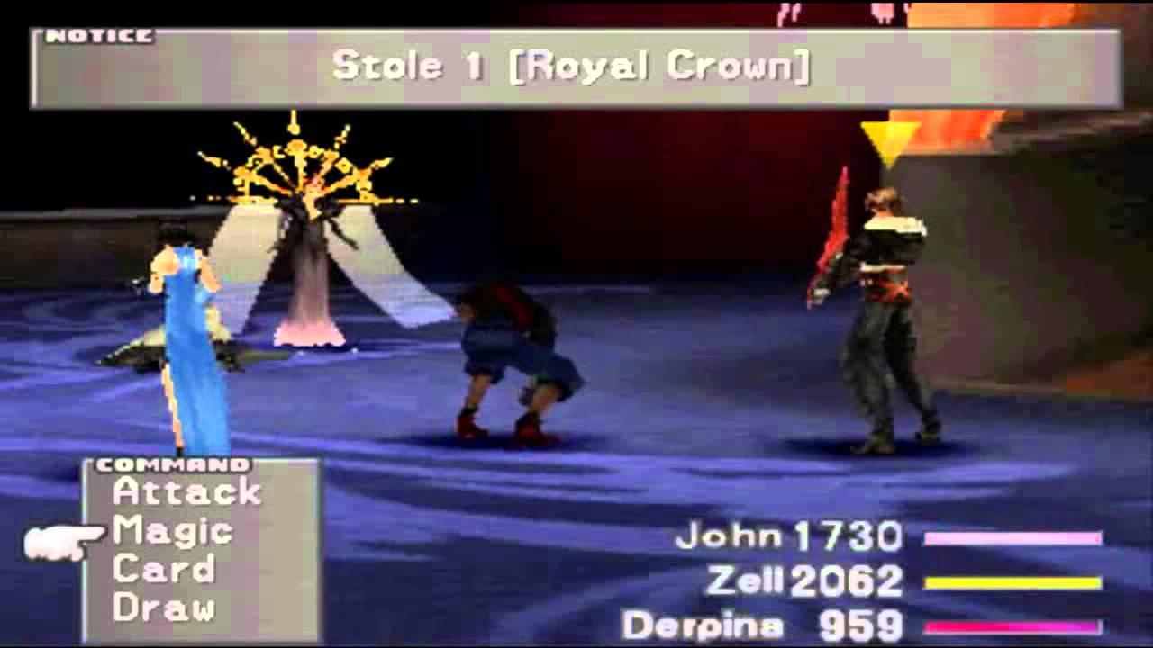 Final Fantasy VIII HD ...