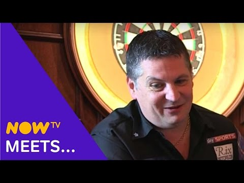 NOW TV Meets...Gary Anderson