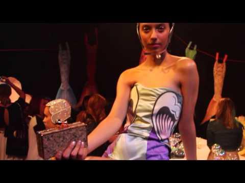 Sophia Webster - London Fashion Week SS16