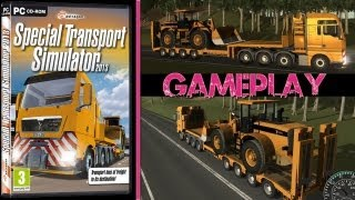 Special Transport Simulator 2013 Gameplay Impressions PC HD