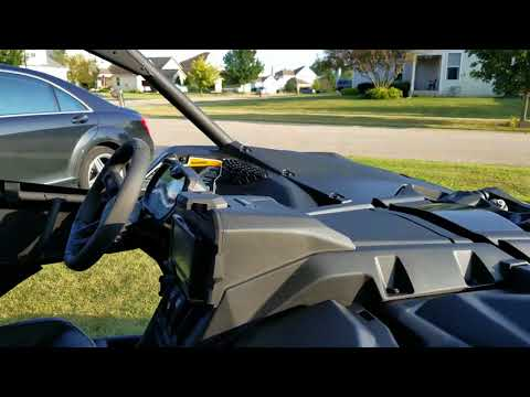2018 CAN-AM XDS TURBO MAX 172 HP!!