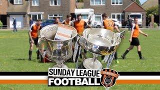 Sunday League Football - WE WANT 3 League Title Decider