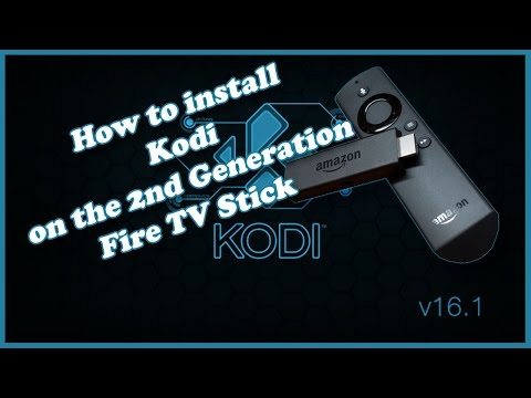 how to put kodi on firestick 2017
