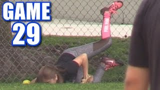 CIARA FACE PLANTS! | On-Season Softball Series | Game 29
