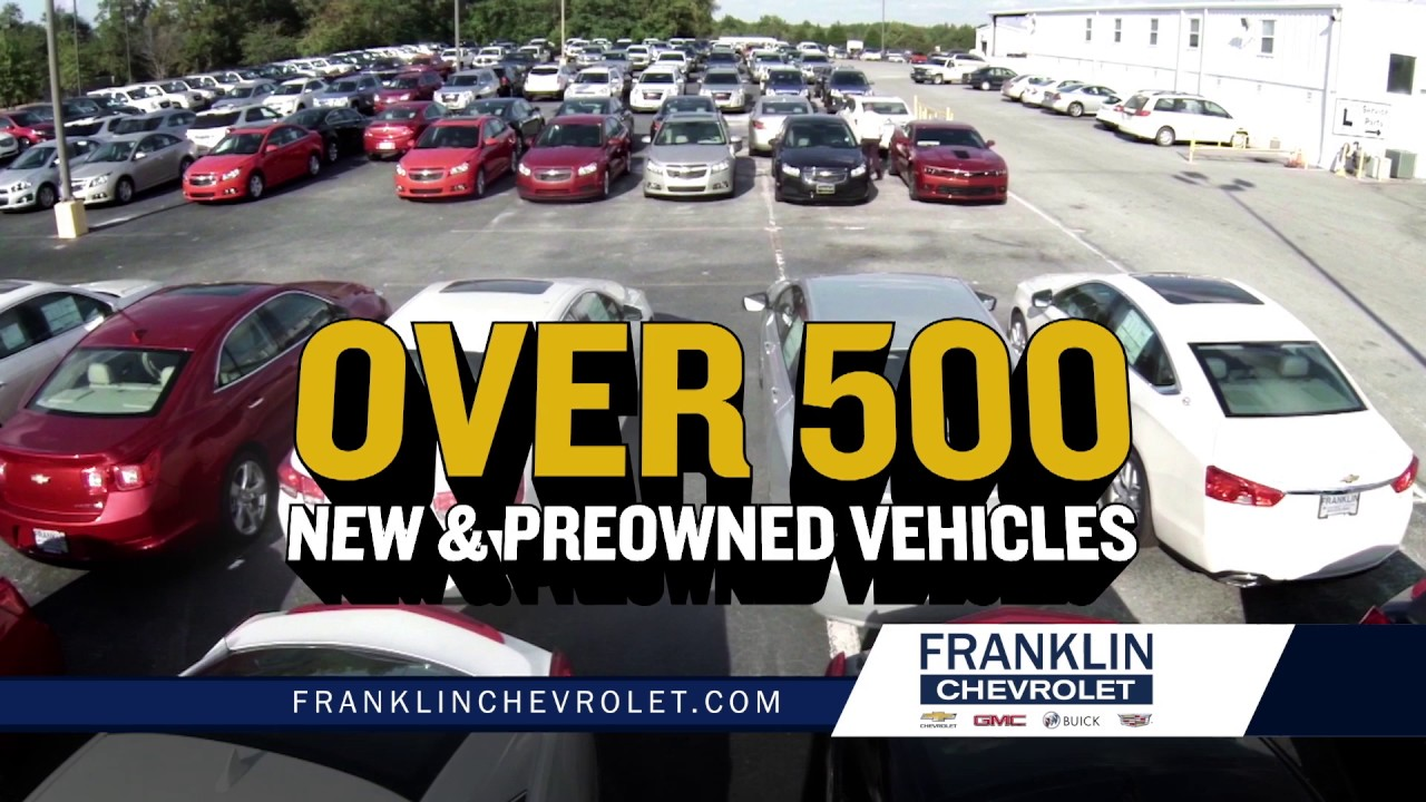 Franklin Chevrolet   The GM Giant