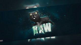 Raw Header Speed Art by Qehzy