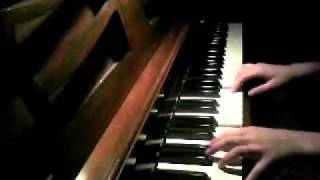 Sting- We Work the Black Seam (Piano)