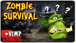 Warcraft 3 Reforged | Zombie Survival