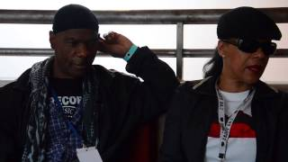 Interview with Pauline Black and Gaps of the Selecter by TNN Radio and The Scene Report
