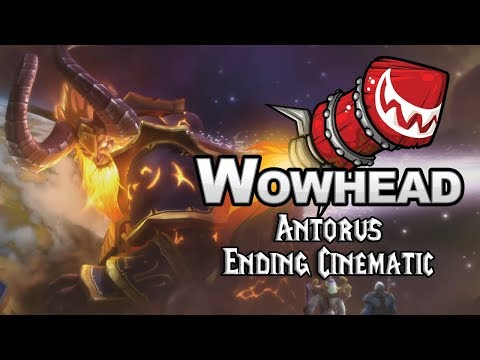 Antorus Ending Cinematic