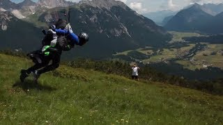 Red Bull X-Alps 2013: Toma Coconea, Silver to Gold, Ep. 3
