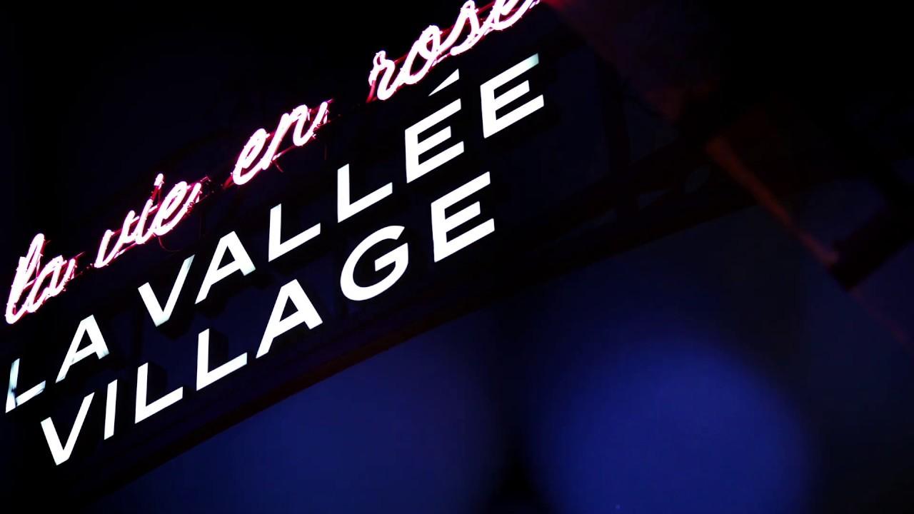Shopping Luxe Près Paris De sncf La Vallée Oui VillageL'escapade X0w8nOkP
