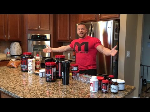 What I Eat Everyday Meal By Meal | Tiger Fitness