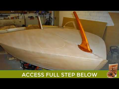 Homemade Wooden Runabout Boat Plans