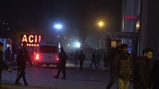 Sınırda mühimmat patladı: Yaralı askerler var