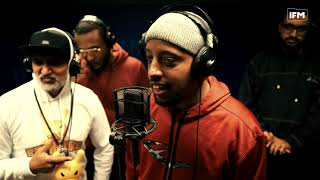 Rap Heure S2 : Emp1re - WMD - Massi : FREESTYLE  العمالقة