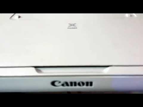 Reset impressora Canom MG 2410...PT/BR