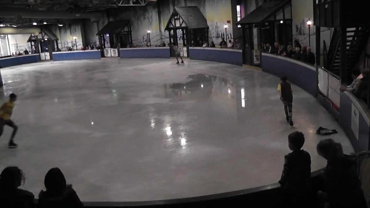 Jba Trio Skating Routing At Plymouth Pavilions Charity