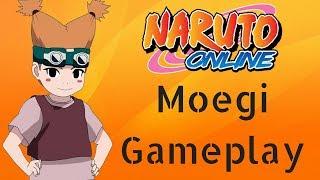 Naruto Online : Moegi - Gameplay