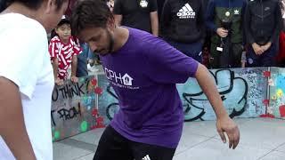 R-GOL.com na Mistrzostwach Świata Street Soccer i Freestyle Football | R-GOL.com