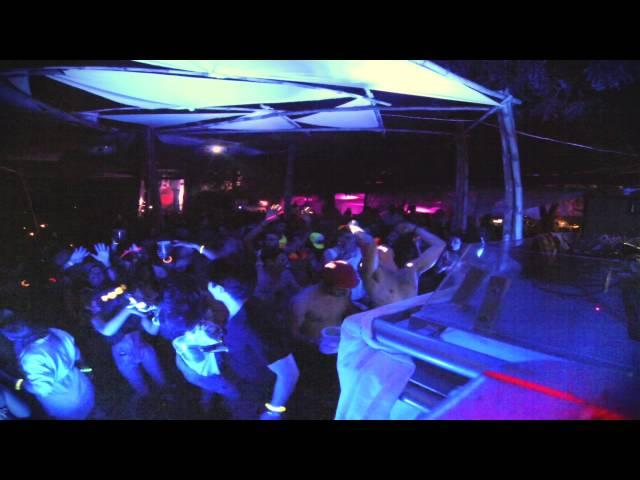 Hector Moran - LIVE Full Moon Fest 2014 by MEKA