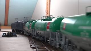 EF64 1016 タキ1000 OJゲージ鉄道模型