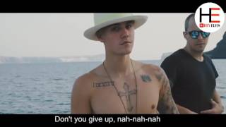Justin Bieber - Let me love you Lyrics Video Ft DJ Snake HD (Clear)