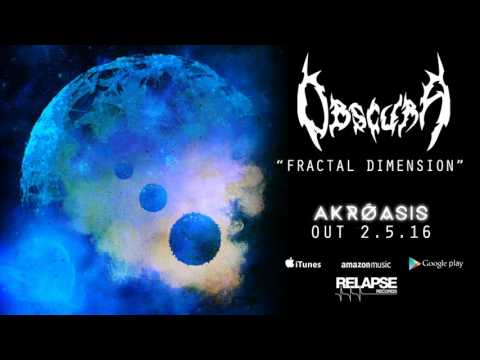 """OBSCURA - """"Fractal Dimension"""" (Official Track)"""