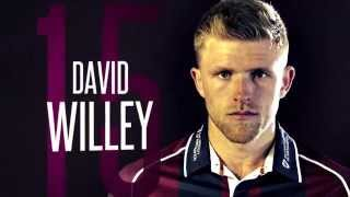 Farewell to David Willey