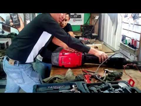Taladro Profesional electrico y Neumatico