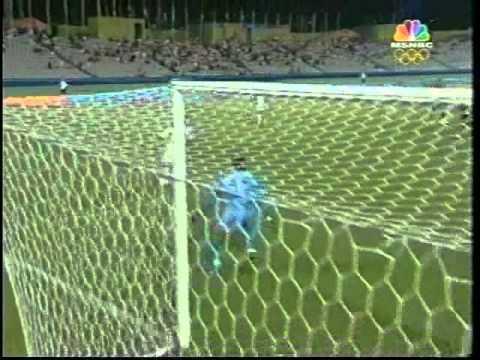 Iraq vs Portugal 2004 Olympics 08-12-2004