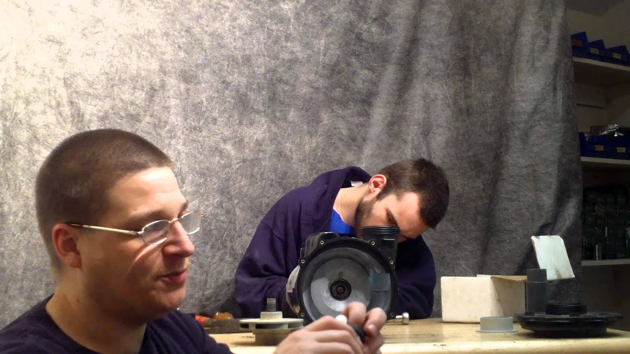 hight resolution of waterway 315 1220 spa pump shaft seal change