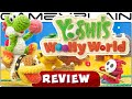 Yoshi's Woolly World - Video Review