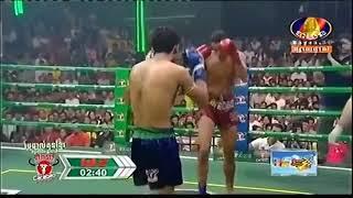 ប្រដាល់ខ្មែរថៃវ៉ៃល្អមើលណាស់ 2019-Khmer boxing is very good 2019