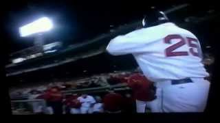 Red Sox hit 4 homers in a row BROADCAST COVERAGE 2007
