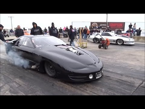 Street Outlaws Derek Silver Unit vs Birdman Racing