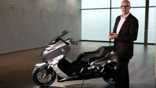 BMW Scooter C Concept 2010 Videos