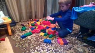 Как сделать робота из конструктора LEGO
