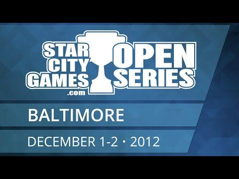 SCGBALT - 2012 - Legacy - Round 3 - Josh Cho vs Mark Morrison