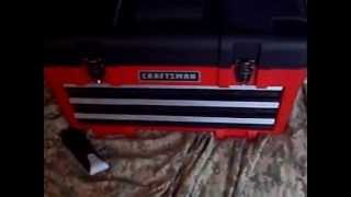 Craftsman Tool Box Review