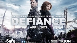 Defiance:1 серия-А вот и она.