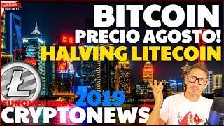 ¡QUÉ HARÁ EL PRECIO DE BITCOIN EN AGOSTO! /CRYPTONEWS 2019