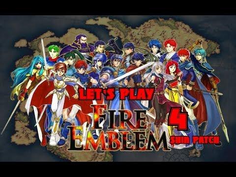Fire Emblem 4, Shin Patch