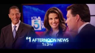 KTLA 5 NEWS - News Doesn't Stop - TV Commercial (2017)