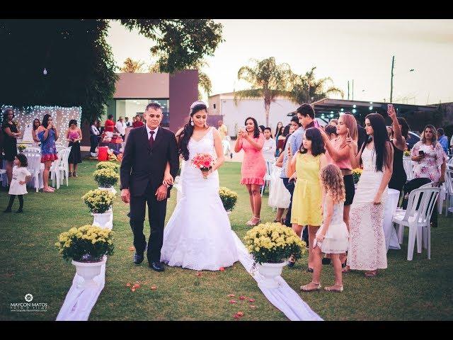 Casados para sempre! Lorena e Alessandro |  Maycon Matos Filmagem